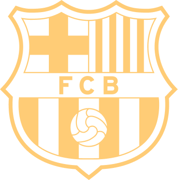 Premium Logo of FC Barcelona